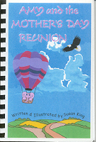 Amy and the Mother's Day children's Flip book.