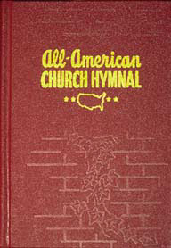 "The All American Church Hymnal contains a collection of songs which have proven to be especially meaningful, resourceful and inspiring while representing the most beloved expressions of faith found in churches across the country. This hymnal remains ""All American"" and is rich in its expression of the Christian faith this country was founded upon."